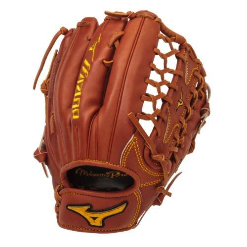 Mizuno Pro Limited Edition Glove, Chestnut ,Right Hand Throw