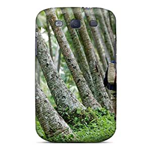 SRkPCjH5916SXhCW Faddish Eat Pray Love 2010 Julia Roberts Riding The Bike Through The Woods Case Cover For Galaxy S3