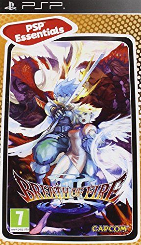 Breath of Fire III (Sony PSP)