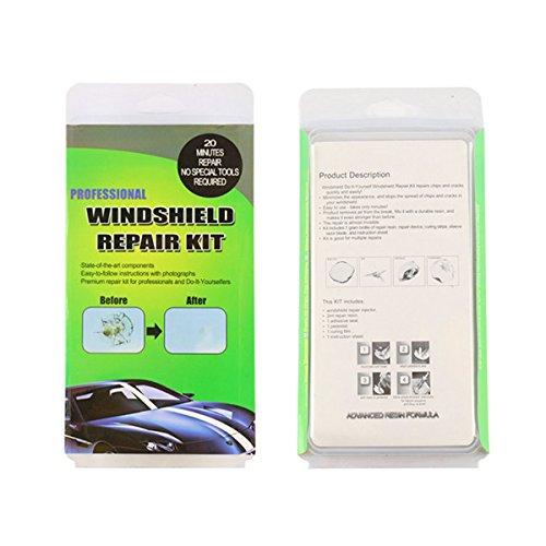 Tools - Skeo DIY Car Wind Shield Glass Repair Kit Tools Windscreedn Repair Set by Auto-tools (Image #4)
