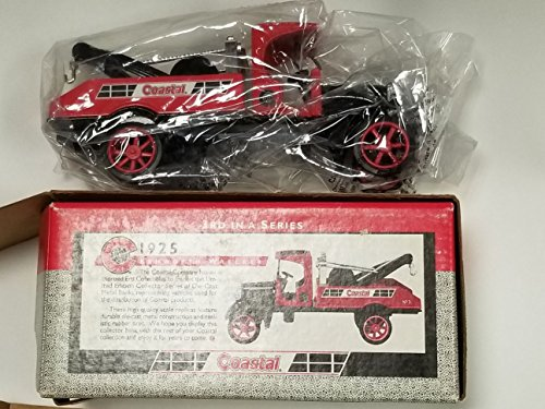 1925 Kenworth Wrecker Bank-cars & Parts (1993)