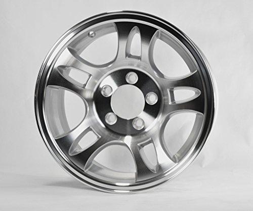 5 Spoke Aluminum Wheel - 4