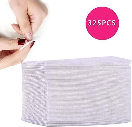 Xiton - Lote de 3 toallitas de algodón para removedor de esmalte ...