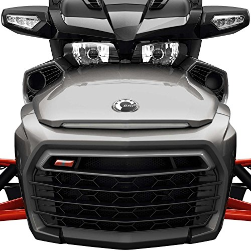 (CAN-AM SPYDER F3 MODELS SIGNATURE WHITE LIGHT KIT # 219400895)