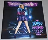 Taylor Swift Official 1989 World Tour Book Program