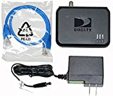 DIRECTV DECA Broadband with power supply (DECABB1MR0-01)      Multi-Room Viewing Feature requires a SWM system, DECA power supply, Band stop filter, Deca, and compatible DIRECTV receiver   Please check with DIRECTV or call HELPDESK for compat...