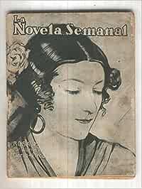 La novela semanal numero 061: Rosa Maria: Amazon.es