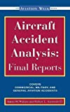 img - for Aircraft Accident Analysis: Final Reports (Aviation Week Books) by James M Walters (2000-09-27) book / textbook / text book