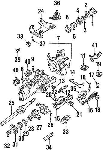 GEAR Ford F3TZ-3E717-A