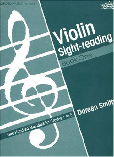 Violin Sightreading Book 1 (Bk. 1)