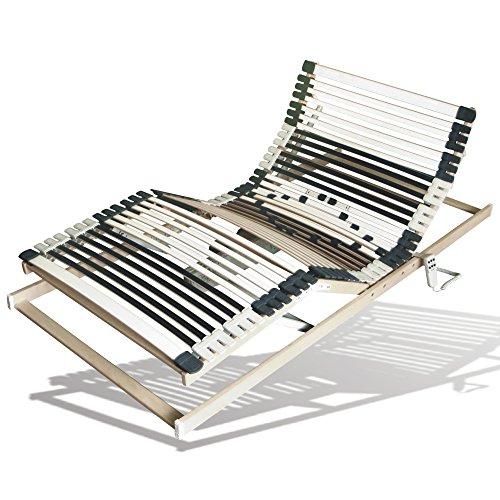 Benninger-Select-Motor-Rahmen-7-Zonen-44-Leisten-12-fache-Hrtegradregulierung-sehr-belastbar-extra-stabil