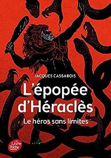 L'épopée d'Héraclès : le héros sans limites, Cassabois, Jacques