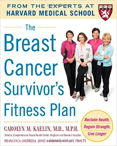 The Breast Cancer Survivor's Fitness Plan: A Doctor-Approved