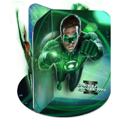 Green Lantern Centerpiece Party Accessory]()