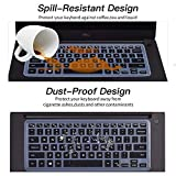 Keyboard Cover Skin for DELL XPS 15 7590 15-9570
