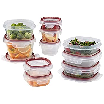 Amazon.com: Rubbermaid Lock-Its Food Storage Containers