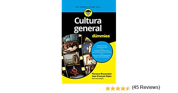 Cultura general para Dummies eBook: Braunstein, Forence, Jean ...