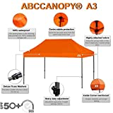 ABCCANOPY Pop up Canopy Tent Commercial Instant