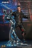 Hot Toys - Terminator 2 figurine DX 1/6 T-800 Battle Damaged 32 cm