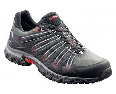 Meindl Xo 8 0 Hiking Schuhe Herren Grau Schwarz Rot 47 Amazon De