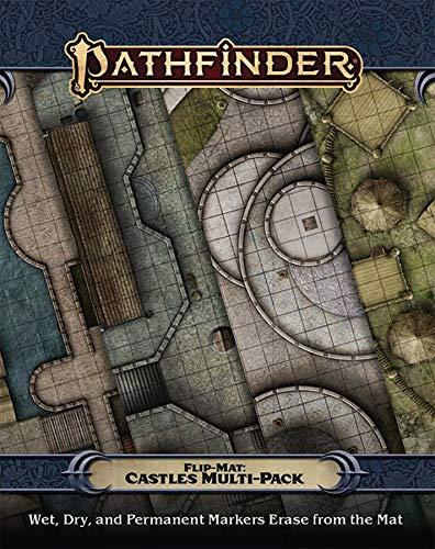 Pathfinder Flip-Mat: Castles Multi-Pack: Amazon.es: Engle, Jason A., Radney-MacFarland, Stephen: Libros en idiomas extranjeros