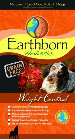 Earthborn Holistic Weight Control Dog Food (Pack of 5)