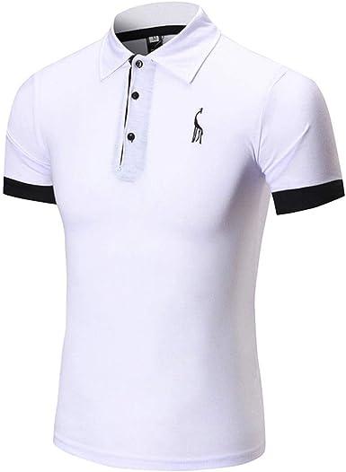Camiseta Camisa Premium De Casual Verano Hombre Modernas para ...
