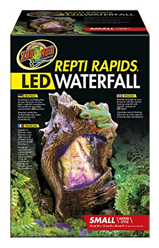 Zoo Med Repti Rapids Led of Waterfall by Zoo Med