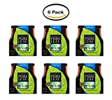 PACK OF 6 - Lipton Pure Leaf Real Brewed Tea, Sweet Tea, 18.5 Fl Oz, 6 Count