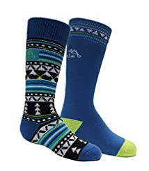 Bridgedale Kid's merino ski Socks (2 Pac...
