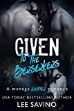 Bargain eBook - Given to the Berserkers