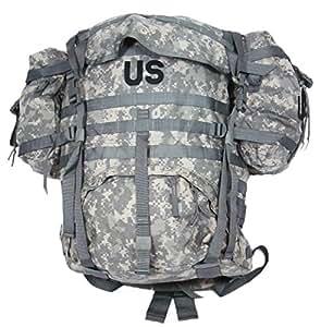 MOLLE II Rucksack Backpack Assembly (ACU), Large