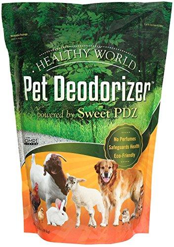 Healthy World Pet Deodorizer, 3.5 lbs (Deodorizer Urine Dog)
