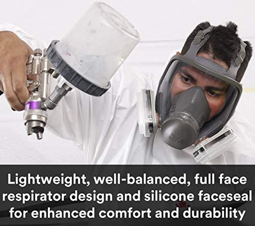 3m mold respirator mask large