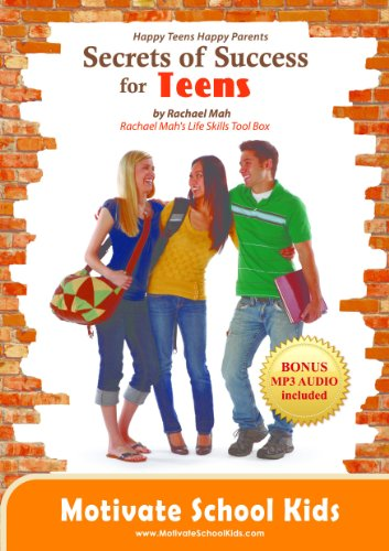 Success For Teens Book 2 (Secrets of Success For Teens Book 1 to Book 4)