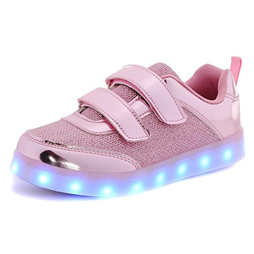 A2kmsmss5a Children Shoes Glowing Sneakers led Slippers Basket led led led Kids Light up Shoes Infant Luminous Sneakers... 5296b4