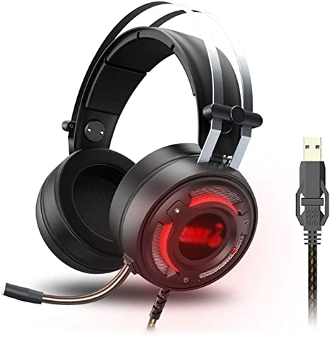 ZDY Auriculares Gaming PS4 Cascos Gaming, Auriculares Cascos ...