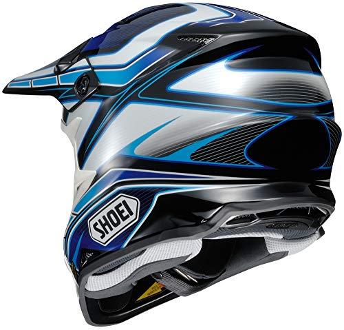 Shoei VFX-W Capacitor TC2 Motocross Helmet - X-Small
