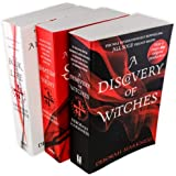 All Souls Trilogy Collection Deborah Harkness 3 Books Set (The Book of Life, Shadow of Night, A discovery of witches )