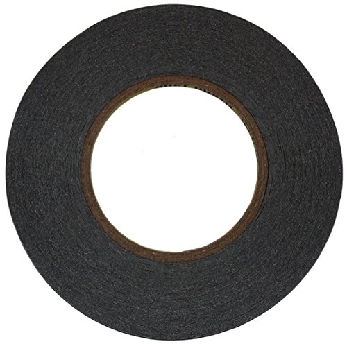(Games&Tech 2mm x 50M Black 3M Cell Phone Sticker Double Sided Tape Adhesive Repair)