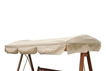 Ricambi Per Sedie Da Giardino.Ricambi Baldacchino Per Una Sedia A Dondolo Da Giardino A 3 Posti O