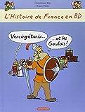 L'Histoire De France En BD: Vercingetorix ET Les Gaulois (French Edition)