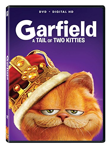 Garfield A Tail Of Two Kitties Family Icons