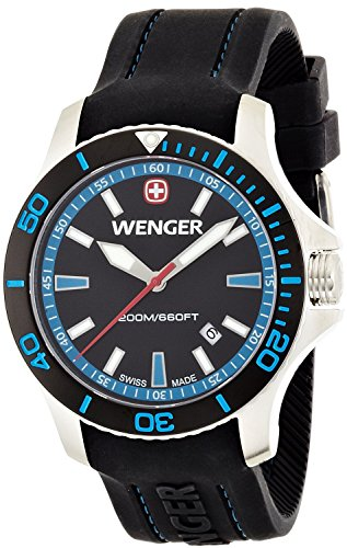 WENGER watch Seaforth 01.0641.104 Men's [regular imported goods]