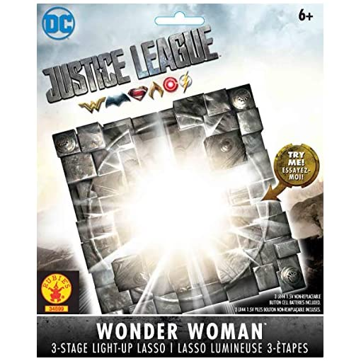 Justice League: Wonder Woman Lighted Lasso