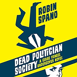 Dead Politician Society Audiobook