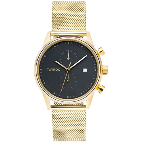 Tayroc Boundless Gold horloge TXM090