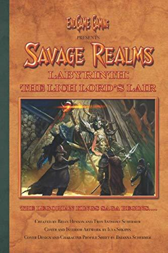 Labyrinth: The Lich Lord's Lair (The Legorian Kings Saga) ()