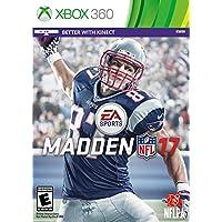Madden NFL 17 - Xbox 360 - Standard Edition En Español NTSC