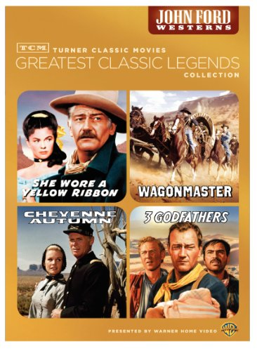 TCM Greatest Classic Film Collection: Legends - John Ford (She Wore a Yellow Ribbon / Three Godfathers / Cheyenne Autumn / Wagon Master)